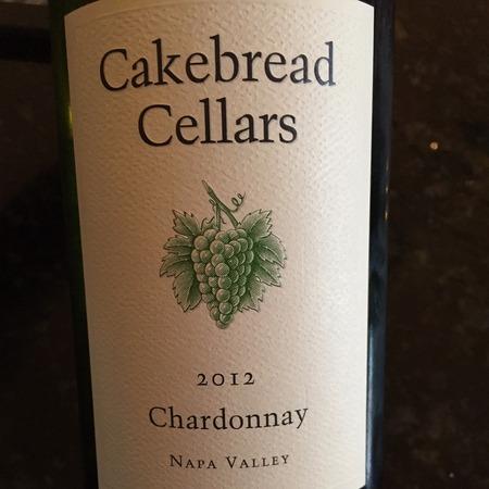 Cakebread Cellars Napa Valley Chardonnay 2015