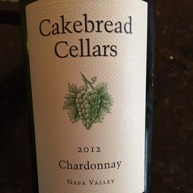 Napa Valley Chardonnay 2013