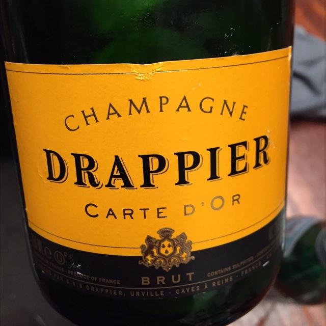 Carte d'Or Brut Champagne Blend 1959