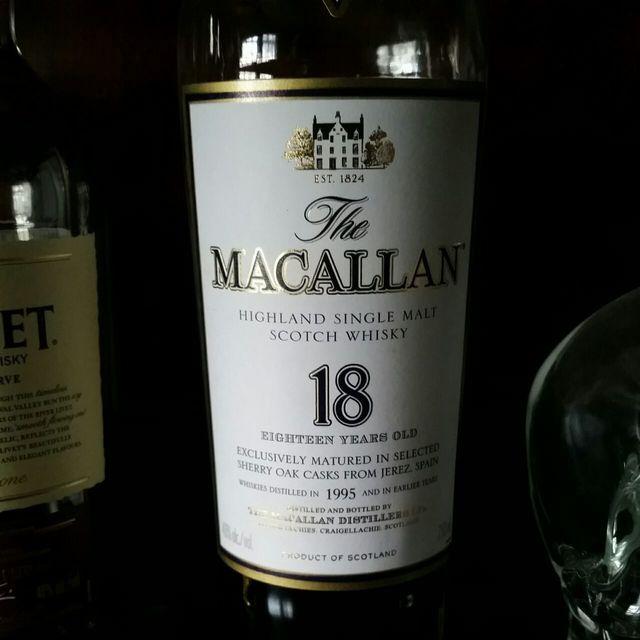 18 Years Old Highland Single Malt Scotch Whisky NV