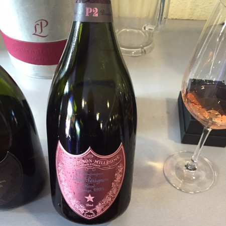 Dom Pérignon P2 Champagne Rosé 1995