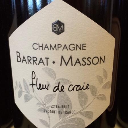 Barrat Masson Fleur de Craie Extra-Brut Champagne Chardonnay NV