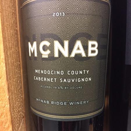 McNab Ridge Mendocino County Petite Sirah 2013
