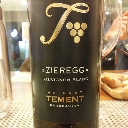 Tement Zieregg Sauvignon Blanc 2015