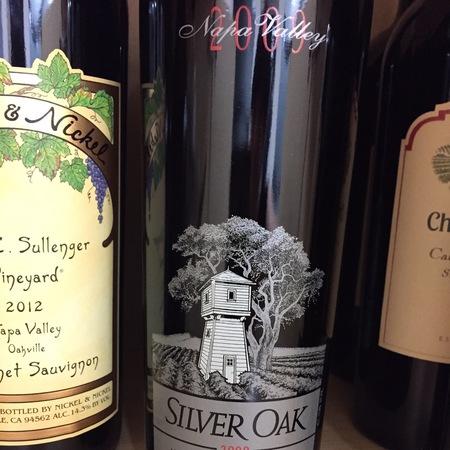 Silver Oak Napa Valley Cabernet Sauvignon 2012