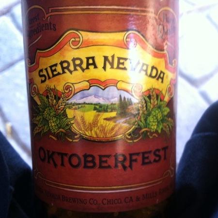 Sierra Nevada Brewing Company Oktoberfest NV (2129ml)