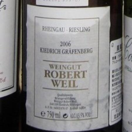 Weingut Robert Weil Kiedricher Gräfenberg  Riesling NV
