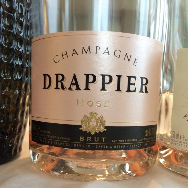 Brut Rosé Champagne Pinot Noir NV (375ml)