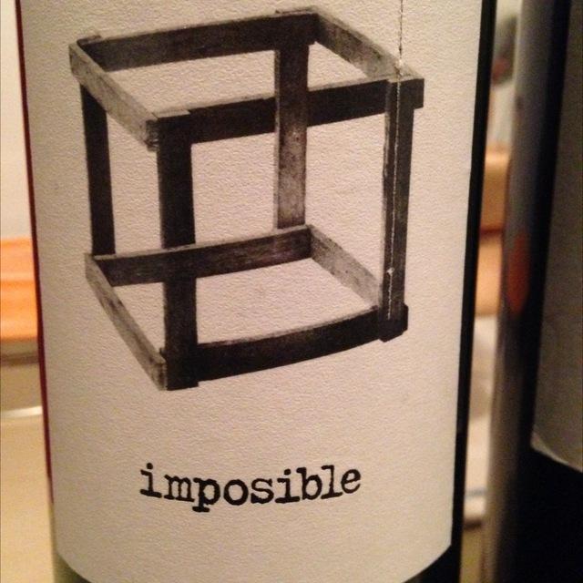 Imposible Mendoza Malbec 2014