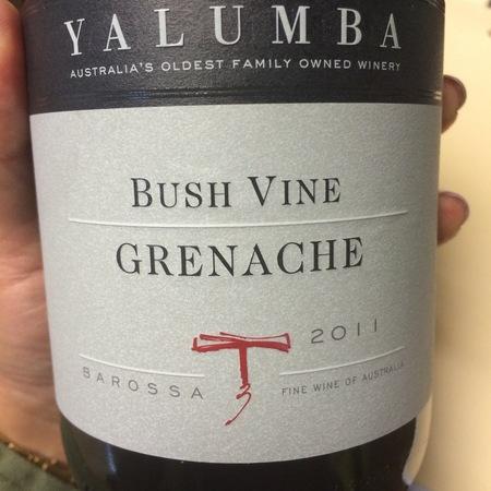 Yalumba Bush Vine Barossa Grenache 2014