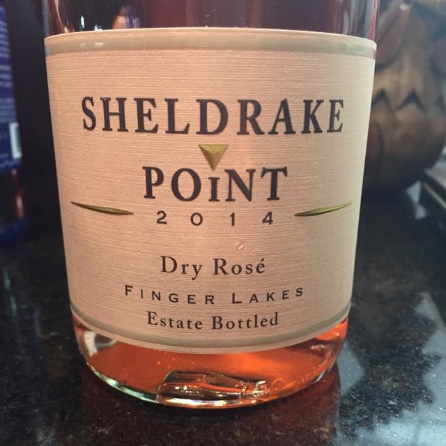 Finger Lakes Dry Rosé Blend 2015
