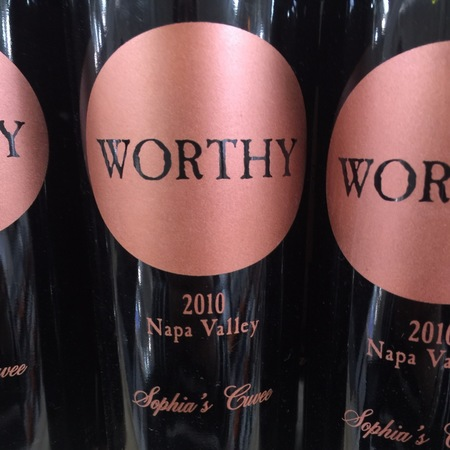 Axios Worthy Sophia's Cuvée Napa Valley Red Bordeaux Blend 2011