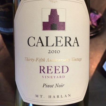 Calera Reed Vineyard Pinot Noir 1997
