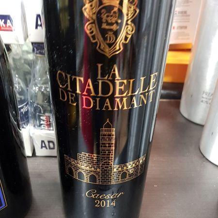 la Citadelle Diamant Caesar Red 2016