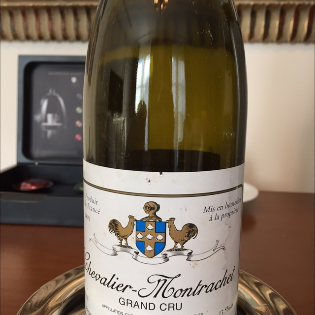 Chevalier-Montrachet Grand Cru Chardonnay 2013