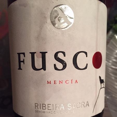 Albamar Fusco Ribeira Sacra Mencia 2015