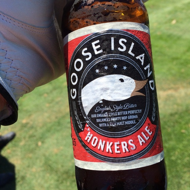Honkers Ale English Sytle Bitter NV