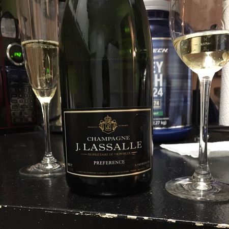 J. Lassalle Preference Brut Premier Cru Champagne Blend (1500ml)