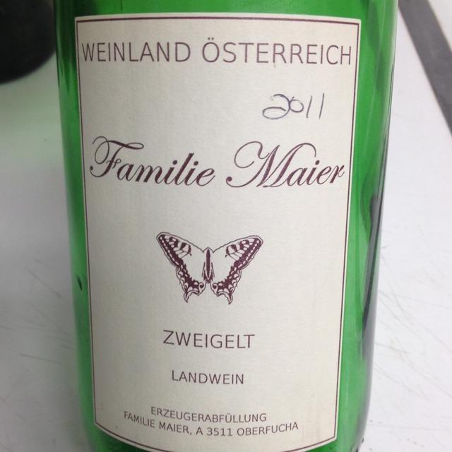 Landwein Zweigelt 2014 (1000ml)