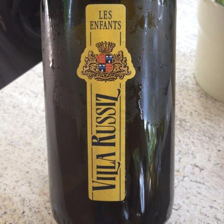 Villa Russiz Les Enfants Pinot Bianco Pinot Grigio Ribolla Gialla Sauvignon 2015