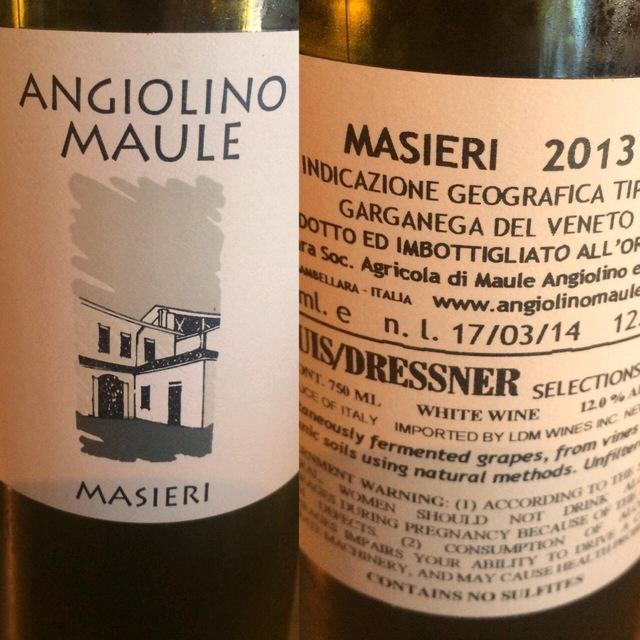 I Masieri Veneto Garganega 2013
