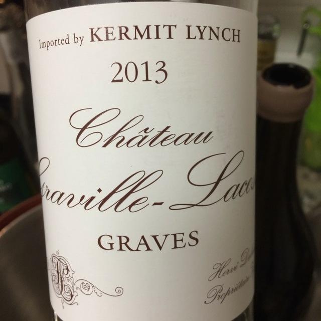 Graves Sémillon-Sauvignon Blanc Blend 2015