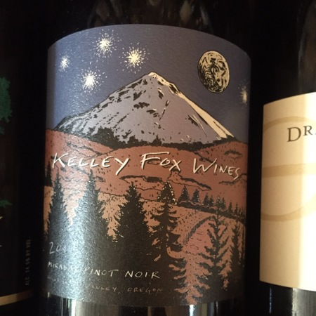Kelley Fox Wines Mirabai Pinot Noir 2014