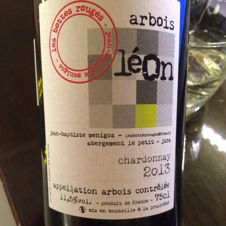 Jean-Baptiste Menigoz Léon Arbois Chardonnay 2015