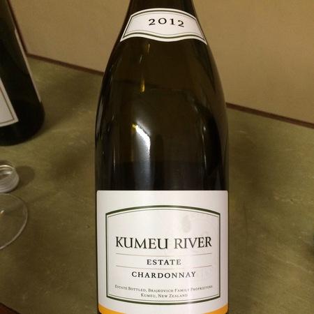 Kumeu River Estate Chardonnay 2012