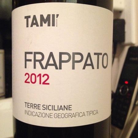 Tami' Terre Siciliane Frappato 2016