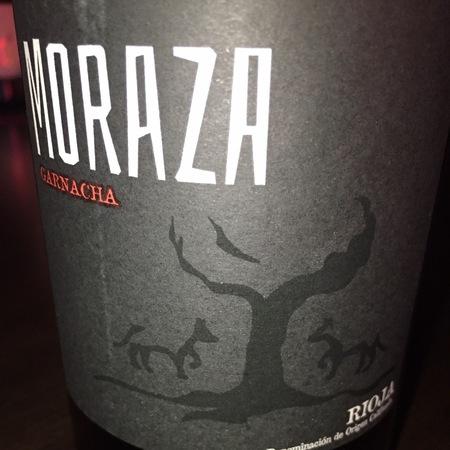 Bodega Moraza Rioja Garnacha 2015