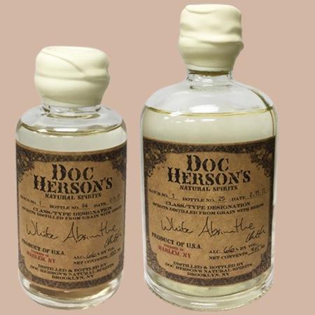 Doc Herson's White Absinthe NV