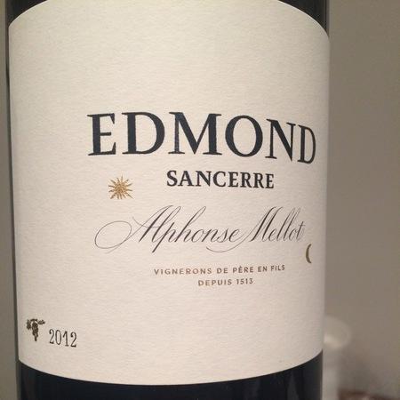 Alphonse Mellot Edmond Sancerre Sauvignon Blanc 2014