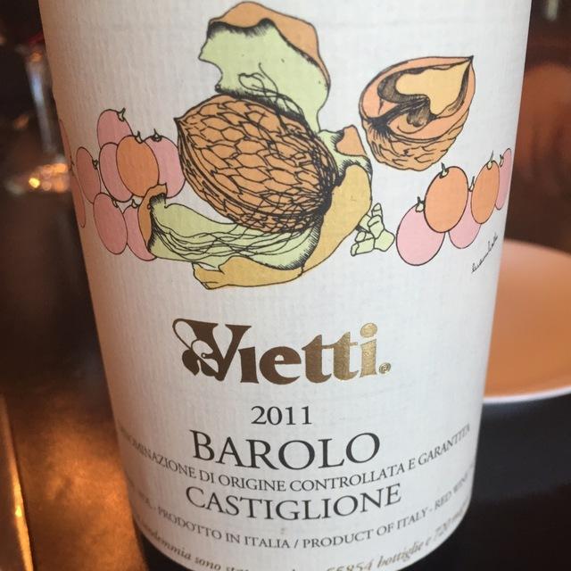 Castiglione Barolo Nebbiolo 2011