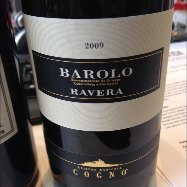 Ravera Barolo Nebbiolo 1993