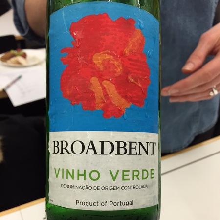 Broadbent Vinho Verde White Blend NV