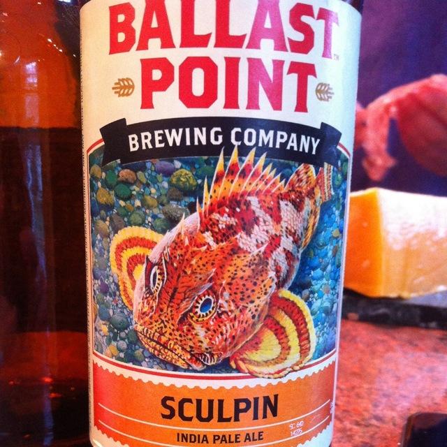 Sculpin India Pale Ale NV