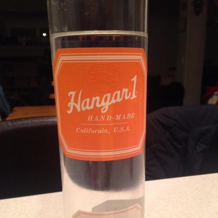 Hangar One Mandarin Blossom Vodka NV