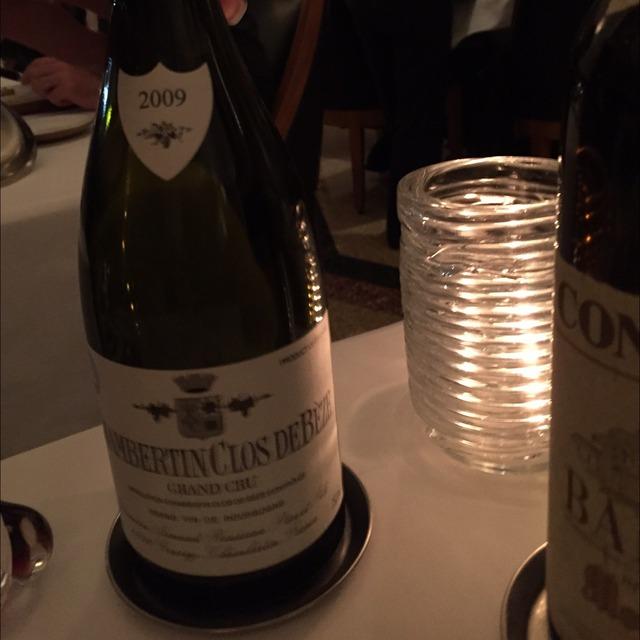 Chambertin Clos de Bèze Grand Cru Pinot Noir 2009