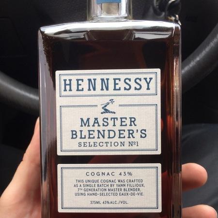 Hennessy Master Blender's Selection No 1 Cognac NV