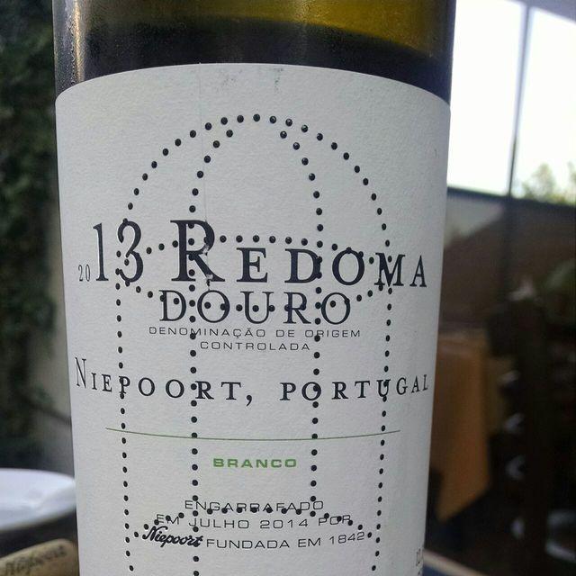 Redoma Douro Branco White Blend 2013