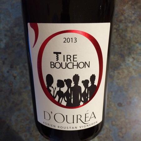 Domaine D'Ouréa Tire Bouchon Red Rhone Blend 2015