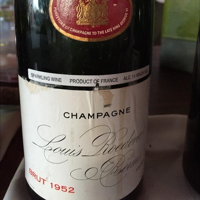 Brut Champagne  1997