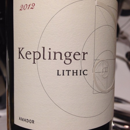 Keplinger Lithic Shake Ridge Vineyard Grenache Blend 2014