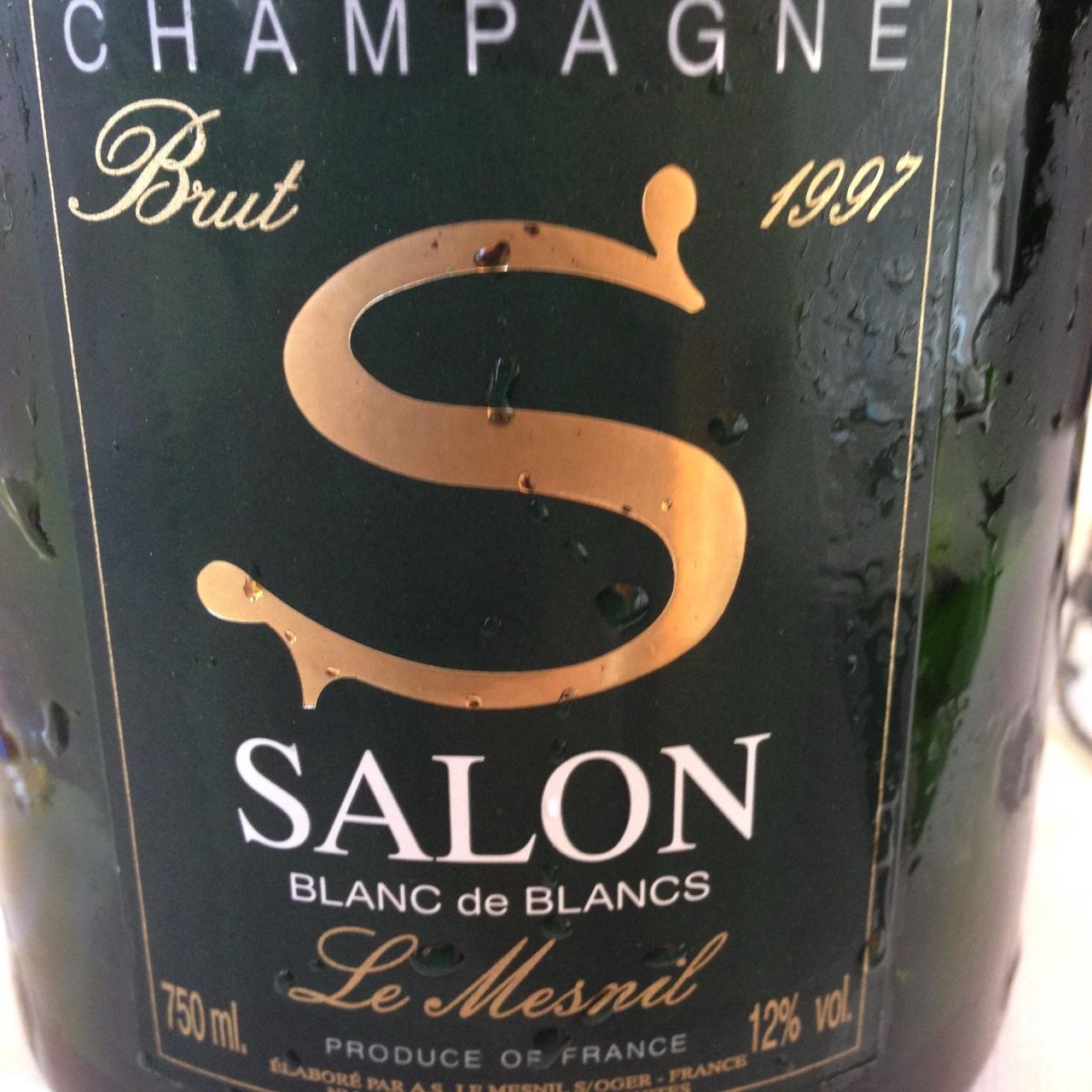 Salon U0027Su0027 Blanc De Blancs Brut Le Mesnil Chardonnay 1997 U2013 Wine Advise