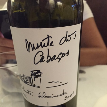 Monte dos Cabaços Vinho Regional Alentejano Red Blend 2009