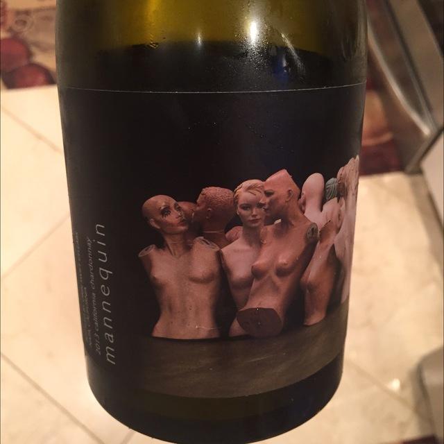 Mannequin California Chardonnay 2013