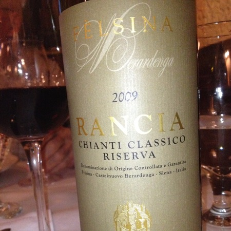 Fattoria di Fèlsina Berardenga Riserva Rancia Chianti Classico Sangiovese Blend 2013 (1500ml)