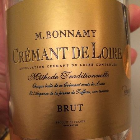 M. Bonnamy Crémant de Loire Brut Chenin Blanc NV