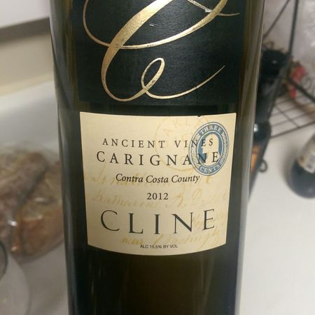 Cline Cellars Ancient Vines Contra Costa County Carignane NV